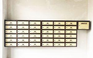 Cutii Postale si Aviziere pentru Bloc Galben