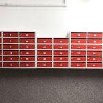 Cutii Postale si Aviziere pentru Bloc Rosii